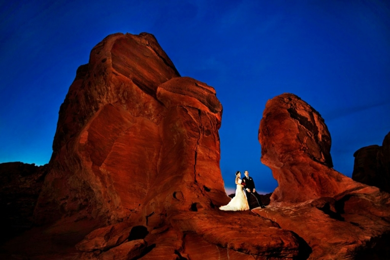 Valley Of Fire-Wedding-2014-Nov