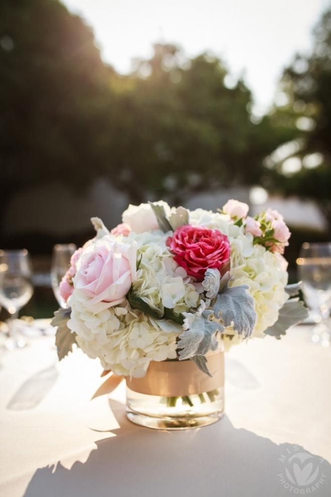 Wente Winery wedding florals