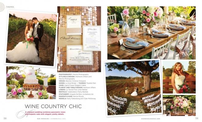 RanchVictoriaVineyardOur wedding mag