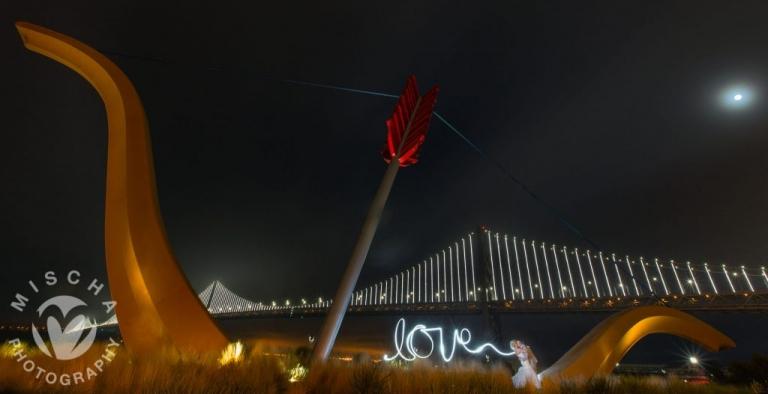 Cupid's Span Wedding Photography San Francisco