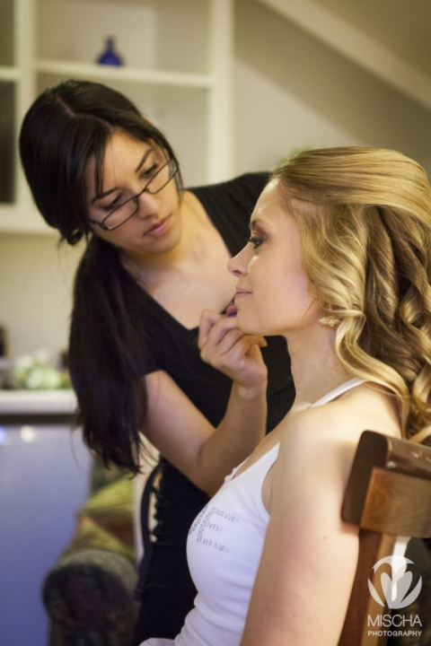 Jennifer makeup artist