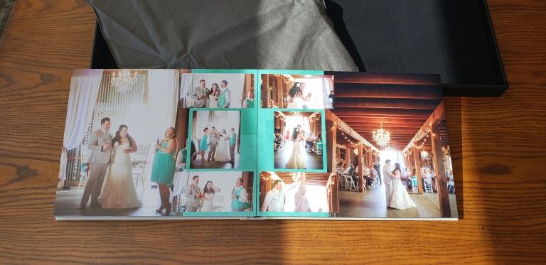 wedding album - delta diamond farm